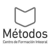 Logotipo Academia Métodos b/n