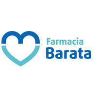 Logotipo Farmacia Barata Color